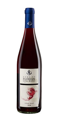 Syrah Rose 2018 small